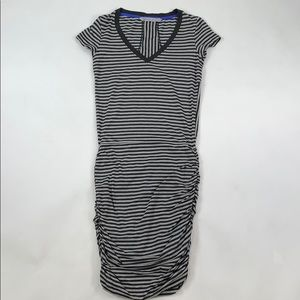 Athletes Cinched Fitted Dress